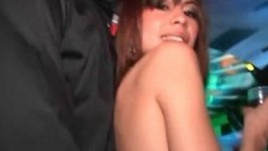 Lustful party sluts flashing tits cunts and sexy butts